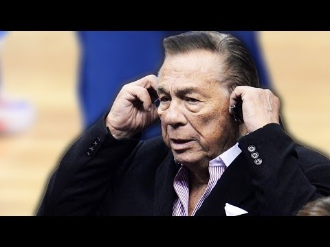 Donald Sterling Forced To Sell LA Clippers