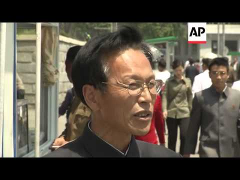 Reaction as North Korean officials issue rare apology after building collapse