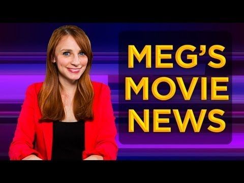 Movies With Meg - Film Center Movie News - March 1, 2013 - Kristen Stewart, Jennifer Lawrence Film News HD