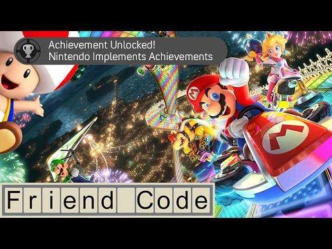 Friend Code: What if Nintendo Games Had Achievements?