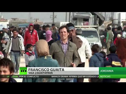 Los refugiados sirios no encuentran alivio al otro lado de la frontera