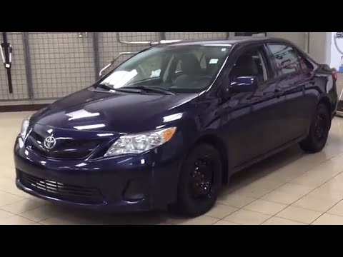 2013 Toyota Corolla CE Review