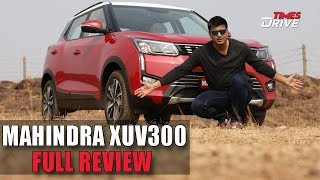 Mahindra XUV300 - The Kranti Sambhav Review | First Drive, Specification, Features and more
