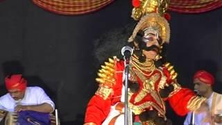Yakshagana - Jambavathi Kalyana - Lakshmi Janardhana – Part 3
