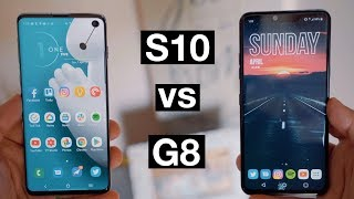 LG G8 vs Samsung Galaxy S10: Which One Should You Buy?