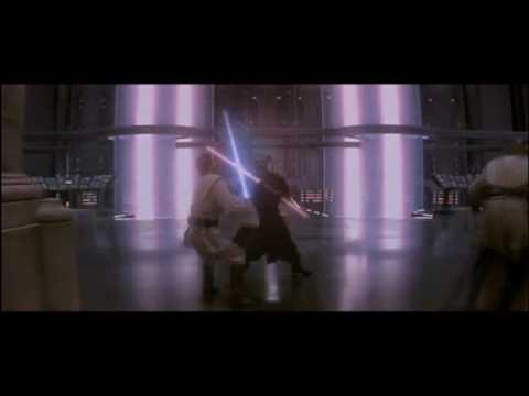 Duel of the Fates Music Video