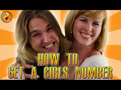 How to Get a Girl's Phone Number