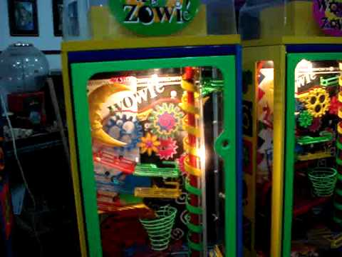 wowie zowie gumball machine parts