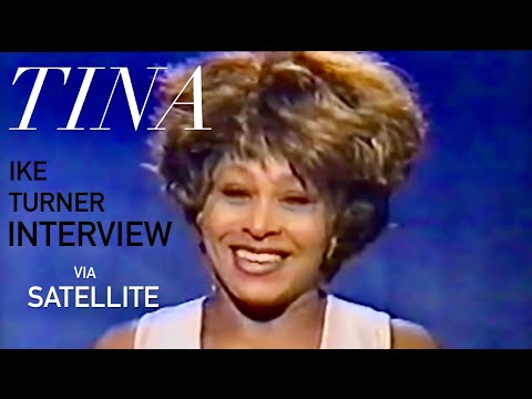 Tina Turner - A Current Affair - TV interview (with Ike) - Australia 1993