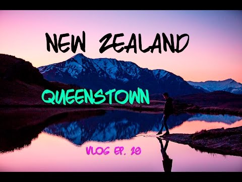 Kinging-It New Zealand Vlog Ep. 28: Queenstown | Star Gazing | Onsen Hot Pools | Deer Park Heights