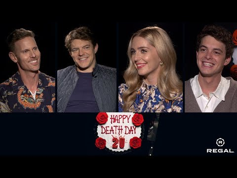 Happy Death Day 2U: Sit Down With The Stars Feat. Matthew Hoffman -- Regal