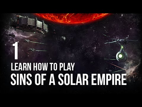 Learn How to Play Sins of a Solar Empire: Rebellion pt 1