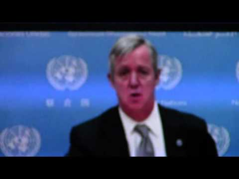 United Nations allegations of sexual exploitation and abuse cases Anthony Banbury (DFS)