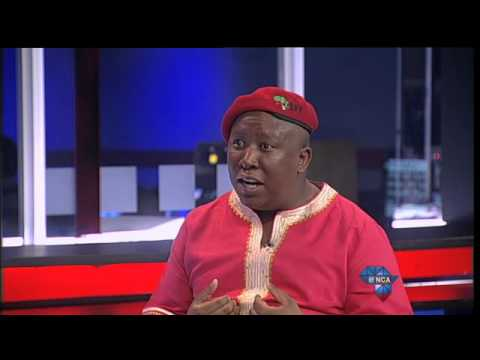 Justice Factor TX25August2014   Malema Parly   Seg2