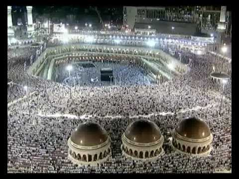 Makkah Taraweeh Prayer 2012-Ramadan Night 27
