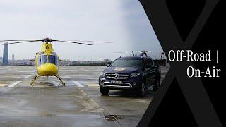 Mercedes-Benz X-Class ile BigBoyz Off-Road | On-Air'deydik!
