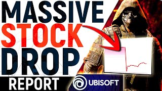 Ubisoft PLUMMETS 20% In ONE DAY! GR: Breakpoint FAILS, BIG Game Delays | MTX Greed BACKFIRED!