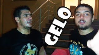 Desafio da Piscina Congelada  ft. MONARK Leon - Video mais Epico do Canal XD