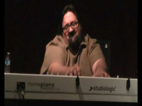 Studiologic - Numa Piano - Joey DeFrancesco and acoustic sound