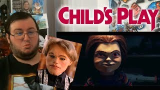 """Gors """"Child's Play"""" Official Trailer #2 REACTION"""