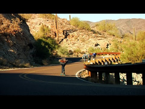Landyachtz Longboards - University Tour 2011- Part 4