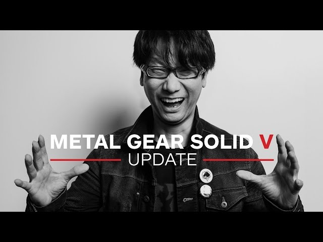 Hideo Kojima Answers Our Metal Gear Solid 5 Questions