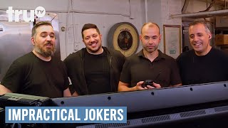Impractical Jokers - Excessive Messiness Charge | truTV
