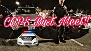 Cops shut down wenatchee car Meet 2k18