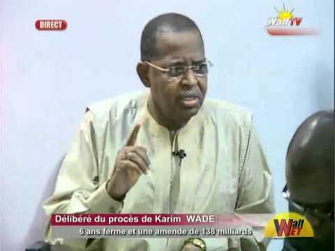 Edition Epécial Procès de Karim Wade