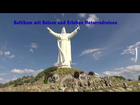 Baltikum mit Reisen und Erleben Motorradreisen