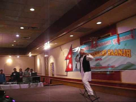 Dashain Saanjh 2009,chicago Il video