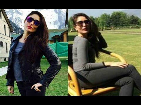 Bajrangi Bhaijaaan | Kareena Kapoor Shooting In Kashmir