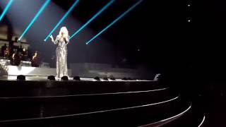 Celine Dion - Hello (Adele Cover) LIVE - New Year