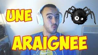UNE ARAIGNÉE ! BLEDARD STORY #9