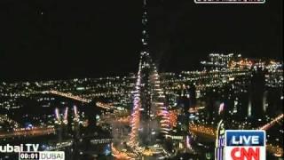 Welcoming New Year 2011 from Dubai,UAE