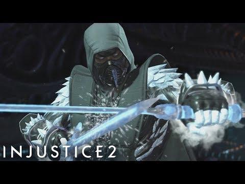 Injustice 2 - Sub-Zero - Advanced Battle Simulator on Very Hard (No Matches Lost)