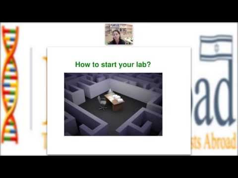 How to start your own lab - Dr. Natalie Elia, BGU