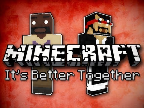 Minecraft: It's Better Together w/ Mark Part 7 – The Final Battle