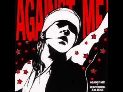 Against Me - Scream It Until Youre Coughing Up Blood