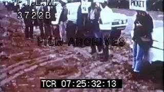 1960s Farm Worker Protests and Strikes (stock footage / archival footage)