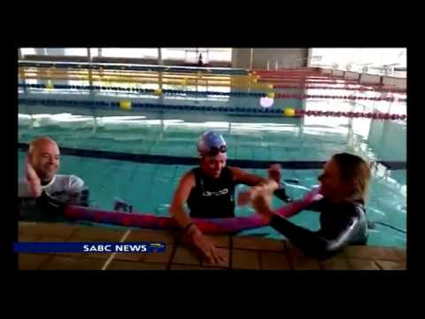 Amber Fillary rewrites South Africa's free diving record books