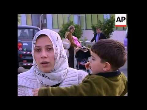 Airstrikes, skyline, injured, a'math, UN suspends aid, Khan Younis, Regev