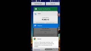 Earn Paytm Cash without Download the Apps...WOW!!! With paytm wallet proof..