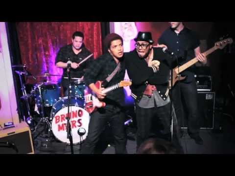 Bruno Mars - Greetings From Bruno Mars