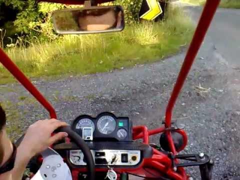 Hammerhead Ninja 250 Buggy