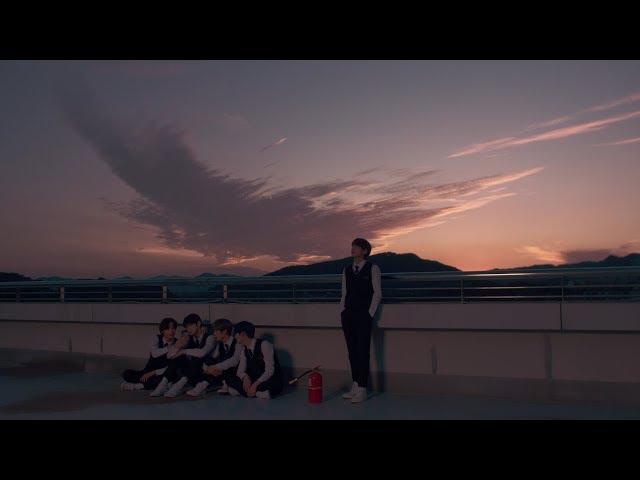 TXT (투모로우바이투게더) '9와 4분의 3 승강장에서 너를 기다려 (Run Away)' Official MV thumbnail