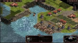 カエサルの海賊討伐 Age of Empires: Definitive Edition