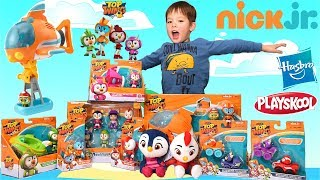 *NEW*NICK JR. TOP WING TOYS UNBOXING/REVIEW. Whole Collection Action figures,Vehicles,Plush and More
