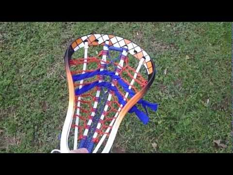 Warrior Evo 3 Argyle Dye and East coast Pocket