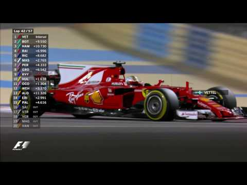 It's a thriller, start to finish: Valtteri Bottas is on pole but watch out for drama from the off as the Finn looks for his first F1 win... For more F1® videos, visit http://www.Formula1.com...